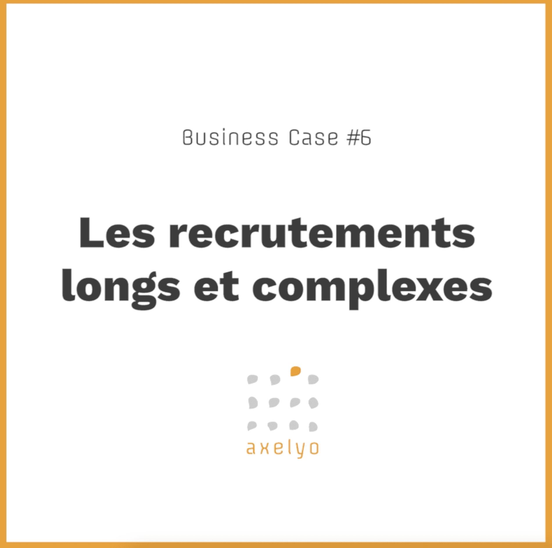 Vignette Business case 6